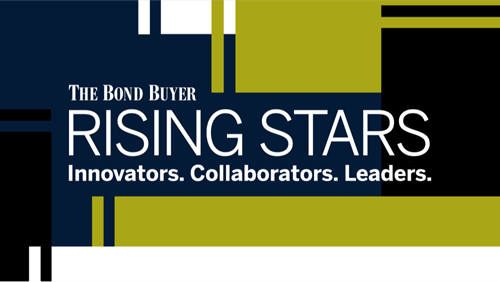 The Bond Buyer Rising Star logo
