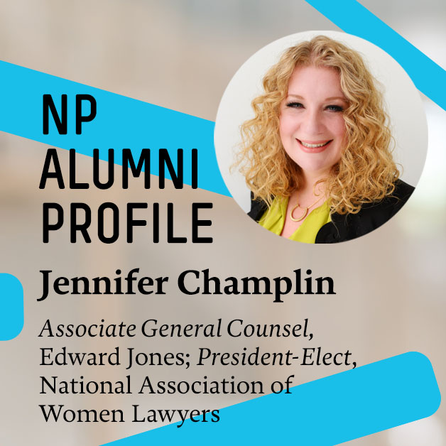 Jennifer Champlin - NP Alumni Profile